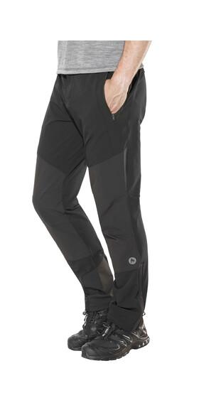Marmot Pillar Pantaloni lunghi Uomini nero